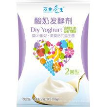 Probiotische gesunde Joghurtprodukte