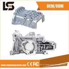 Peças da tampa do motor do estator do motor de alumínio para motocicleta