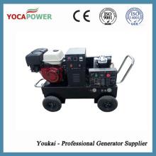 50Hz / 60Hz Elektrischer Generator Benzin mit Schweißer und Luftverdichter