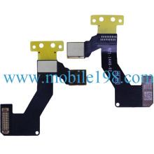 Módulo de cámara frontal para piezas de repuesto de iPhone 5s