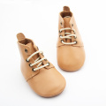 Baby High Boots Indoor mit Schnürsenkel