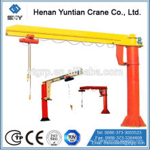 360 Degrés Suspension Used Jib Crane à vendre