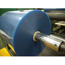 0.4mm Calender Rigid PVC Transparent Film Roll, Clear PVC Film Roll for Blister Packing
