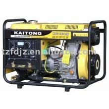 Ensembles de générateur de soudeuse diesel 2.8KW