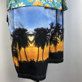 Bañador con estampado Sunset Beach