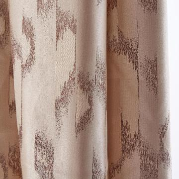 High Quality and Well Price Catonic Jacquard Curtain
