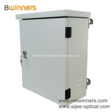 Caja de distribución de energía montada en la pared