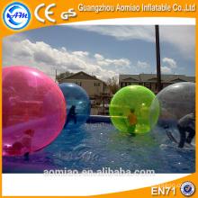 Adultes / Kids water zorb ball, ballon d'eau de neige avec valve