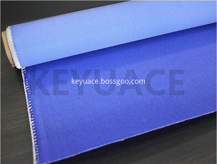 colorful fireproof fabric