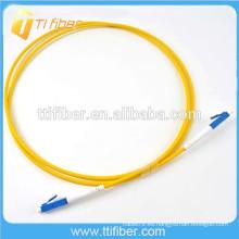 Patchcord Cordón de fibra óptica LC-LC 9/125 u SM, SX 1m
