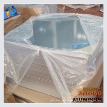 Feuille de toiture en aluminium poli
