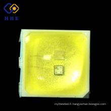 Boîtier en plastique Standard brillant câblage smd led pour séchoir à ongles