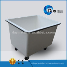 HM-5 fiberglass hospital linen carts with rubbermaid, big sink 4 wheeled laundry cart, STOCK best laundry cart
