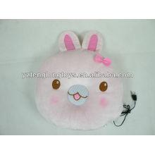 Самый горячий симпатичный и практичный диктор спицы плюша кролика