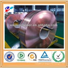 Tira de cobre T2