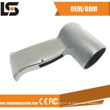 Kundenspezifische Druckguss-Aluminiumteile für elektrische Werkzeugrohr-Teile