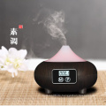 Neue Holzmaserung Ultraschall Aroma Diffusor Kühle Nebel Luftbefeuchter