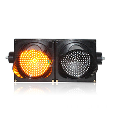 Control remoto de 200 mm led luces de semáforo