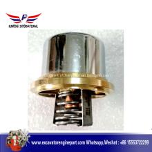 Termostato 3076489 das peças de motor de CUMMINS QSK19 KTA19