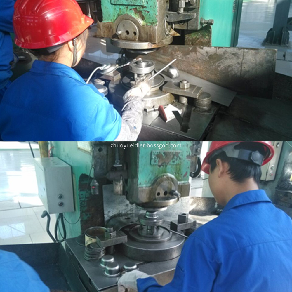 Stamping Process show