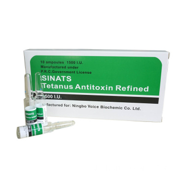 GMP Tetanus Antitoxin Injection 1500IU
