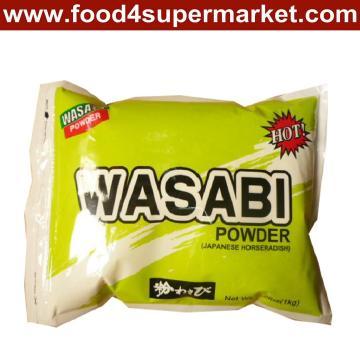 Wasabi Powder in Bag 1kg für Sushi Gewürze