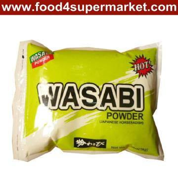 Spicy Wasabi Japanese Food Paste
