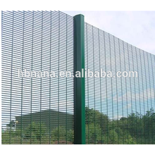 ISO 9001 cheap high security municipal builidings anti climb fence