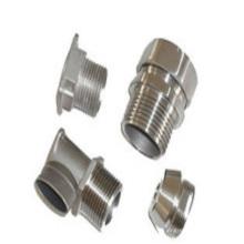 Pièces de moulage de cire perdu en métal et en acier inoxydable (Matériel de construction)