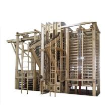 Automatic particle board manufacturer/chip board making machine/PB machine