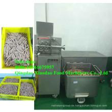 Automatische Wurstschälmaschine / Cellulose-Schälmaschine