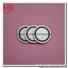Pzt Piezo Ceramics Rings Plaques Disc