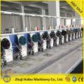 Высокая скорость компьютеризированная вышивальная машина с блесток 24 головы компьютеризированная вышивальная машина