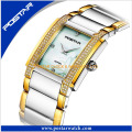 Soem-Fabrik Großhandelsart und weise alle Edelstahl-Uhren