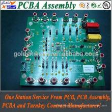pcba électronique produit personnalisé gps pcba assemblée approvisionnement ems service un arrêt pcb assemblée