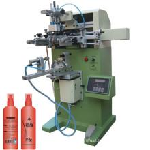 Máquina de impressão de tela de rosto redondo cilindro Cilindro TM-250