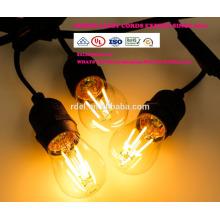 SL-58 im Freien G45 Birne IP65 E27 LED Gürtel Licht für Weihnachtsdekoration wetterfest