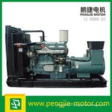 Volvo Engine Open Type Three Phase 160kw 200kVA Diesel Generator