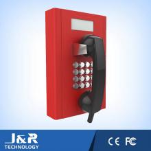 Téléphone analogique de l'hôpital, téléphone SIP / VoIP de la prison, téléphone indemne de prison