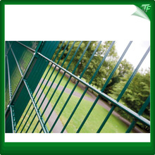 Welded high security fencing panel