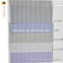 Tecidos de algodão Candy Stripe pelo estaleiro