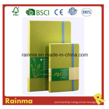 Paper Notebook with Elastic Band