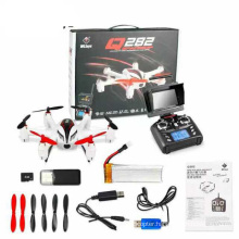Wholesale Price 4CH 6 Axis RC Drone Quadcopter with 720p 2.0MP Camera and LED Light