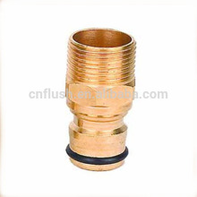 Over 10 years experience with High quality hot sale brass thread adaptor connectors