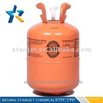 Mistura refrigerante r407c