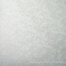 lámina de acero laminada de película de pvc