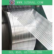Aluminum coil for refrigerator with corrosion resistance