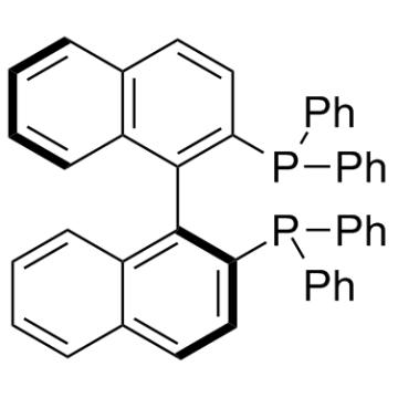 Chiral Chemical CAS Nr. 76189-56-5 (S) -Binap; (S) -2, 2'-Bis (diphenylphosphino) -1,1'-binaphthalin