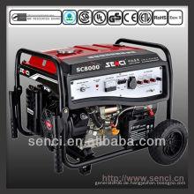 7000 Watt SC8000-I 50Hz tragbare Benzin-Generator Preise