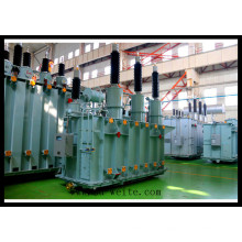 110kv China Oil-Immersed Distribution Power Transformer